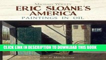 New Book Eric Sloane s America: Paintings in Oil (Dover Fine Art, History of Art)