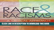 [PDF] Race and Racisms: A Critical Approach Popular Colection
