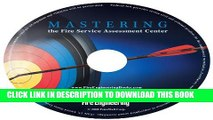 [Read PDF] Mastering the Fire Service Assessment Center - Audio Book Ebook Online