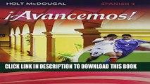 Avancemos Level 1B Student Edition [PDF Download] Avancemos