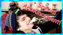 OPENING CHRISTMAS CRACKERS! (CHRISTMAS SPECIAL 2015 + SPECIAL ANNOUNCEMENT)