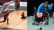 Connaissez-vous la boccia et le goalball, deux sports uniquement paralympiques ?