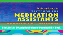 [Best] Mosby s Textbook for Medication Assistants, 1e Online Ebook