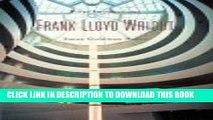 [Read] Frank Lloyd Wright (First Impressions) Free Books