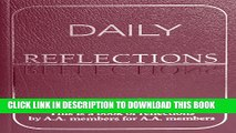 Collection Book Daily Reflections: A Book of Reflections by A.A. Members for A.A. Members