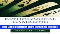 [Best] Pathological Gambling: Etiology, Comorbidity and Treatment Online Books