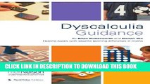 [PDF] Dyscalculia Guidance: Helping Pupils with Specific Learning Difficulties in Maths Full Online