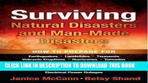 [PDF] Surviving Natural Disasters and Man-Made Disasters Popular Colection