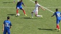 U18 Suisse-France (2-0 et 1-3), le resumé