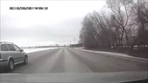 Stupid Russian Drivers accidents & car crash compilation- August A161