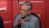 Amos Oz était l'invité de Patrick Cohen et des auditeurs de France Inter