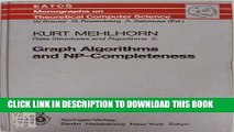 New Book Data Structures and Algorithms 2: Graph Algorithms and NP-Completeness (Eatcs Monographs