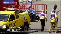 RIP LUIS SALOM 2016 MOTO Gp2 Rider Dies in Fatal Crash on Practice Race at catalunya