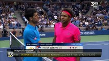 Tennis - US Open: Monfils se qualifie, Tsonga abandonne