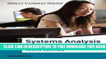 Collection Book Systems Analysis and Design (with CourseMate, 1 term (6 months) Printed Access