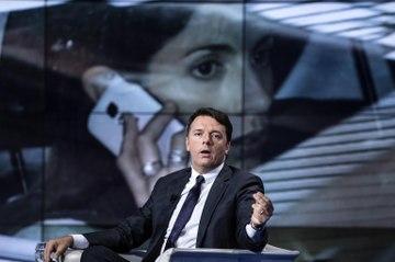 """Roma, Renzi: """"Mai sentito tante bugie tutte insieme, ma mi dispiace per quello che sta succedendo"""""""