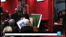 Paris: Dozens of prestigious Drouot auction house porters jailed for being part in a vast artwork scam