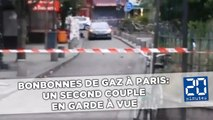 Attentats déjoués à Paris: Un second couple en garde à vue