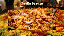Paella Parties On Social Events