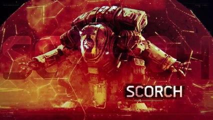 Titanfall 2 Official Titan Trailer  Meet Scorch de Titanfall 2