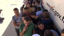 Gaziantep Karkamış' Tan Cerabslus' A Geçişler Başlıyor