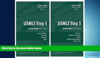 For you USMLE Step 3 Lecture Notes Bundle