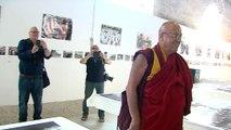 L'interprète du Dalaï-Lama expose à Vendôme