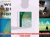 [PDF] Essential Readings In Infectious Disease Epidemiology (Essential Public Health) Full