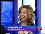 CNN TÜRK'te Burada Laf Çok programında İnci Türkay Köstebekgiller'i anlatıyor.