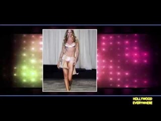 Leonardo DiCaprio's NEW Super-H0t Victoria Secret Model TONI GARRN