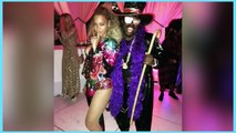 Beyonce Huge 35th Birthday Party FULL Swizz Beat, Alicia Keyz, LHHNY Emily B, Usher & etc