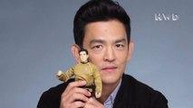 Star Trek Star John Cho Unboxes Sulu Action Figures