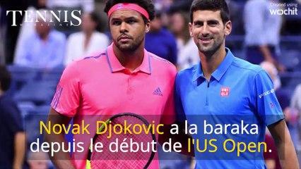Le parcours improbable de Djokovic à l'US Open