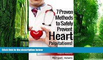 Must Have PDF  How To Stop or Prevent Heart Palpitations  Best Seller Books Most Wanted