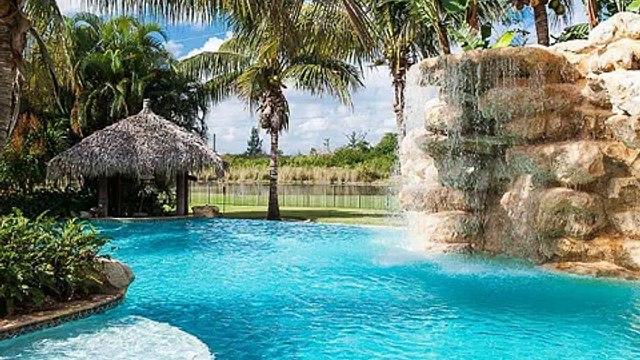 Backyard Swimming Pool Design Ideas, Home Swimming Pool Decorations, Swimming Pool Styles