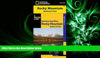 behold  Best Easy Day Hiking Guide and Trail Map Bundle: Rocky Mountain National Park (Best Easy