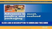 [PDF] Advances in Meat, Poultry and Seafood Packaging (Woodhead Publishing Series in Food Science,
