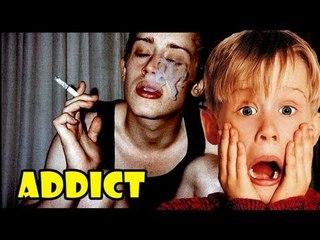 'Home Alone' Star Macaulay Culkin smokes 60 CIGGARATES/Day