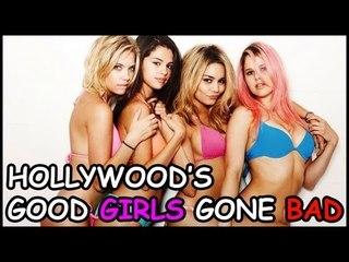 Disney Girls GONE BAD - From Selena Gomez to Kristen Stewart