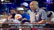 Dr Zakir Naik Debat Antara Ahmed Deedat Vs. Anish Shorrosh