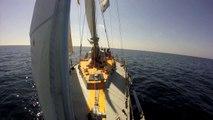 Croisière de 2 jours sur le voilier de Jean, autour du Cap Sicié - Provence- Alpes- Côte d'Azur