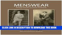Collection Book Menswear: Vintage People on Photo Postcards (Photo Postcards from the Tom Phillips