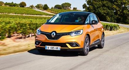 Nouveau Renault Scenic 4 2016 : prix, intérieur, moteurs ...