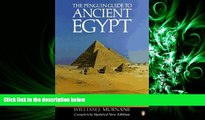 behold  Guide to Ancient Egypt, The Penguin: Revised Edition (Penguin Handbooks)