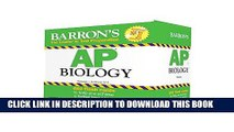 Collection Book Barron s AP Biology Flash Cards, 3rd Edition