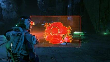 MASS EFFECT ANDROMEDA Official 4K Tech Video de Mass Effect : Andromeda
