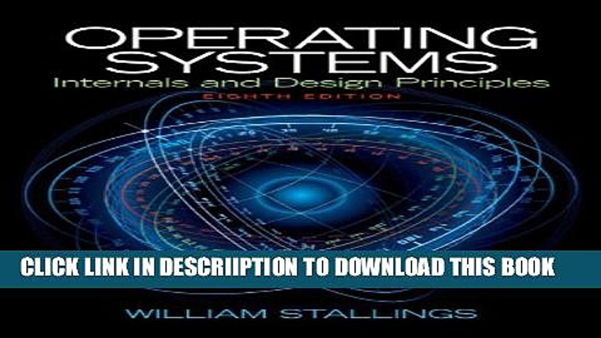 Pdf Operating Systems Internals And Design Principles 8th Edition Exclusive Online Video Dailymotion