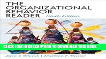 [New] The Organizational Behavior Reader (9th Edition) Exclusive Online