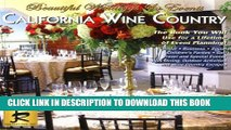 [PDF] Beautiful Weddings   Events: California Wine Country Popular Online