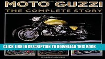 [PDF] Moto Guzzi: The Complete Story (Crowood Motoclassics) Full Collection